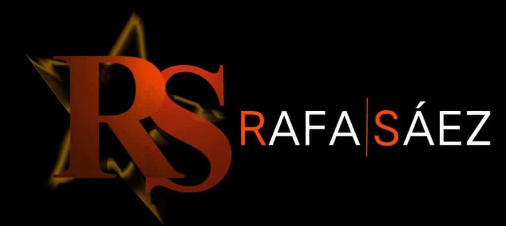 Multimedia, canciones, logo Rafa Saez